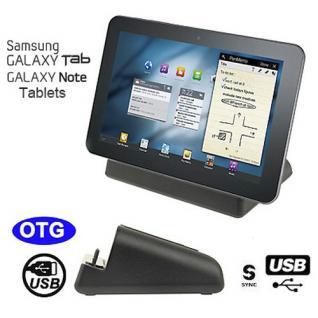 Dockingstation für Samsung Galaxy Note 10.1 Tischladestation + Sync Dock NEW