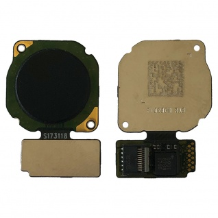 Für Huawei P30 Lite Fingerprint Schwarz Flexkabel Reparatur Ersatzteil Ersatz