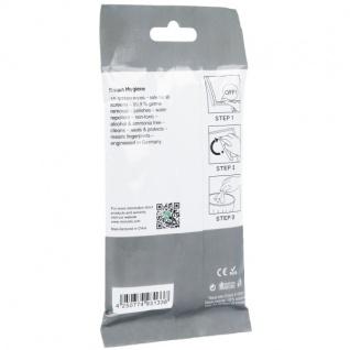 4smarts Antibakterielle Reinigungstücher Clean für Displays Smartphones Tablets - Vorschau 2