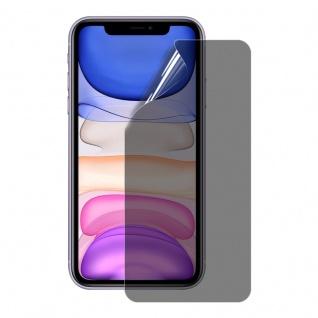 0, 1mm 2.5D Full Curved Anti-Spy Hydrogel Folie für Apple iPhone 11 6.1 / XR 5.8