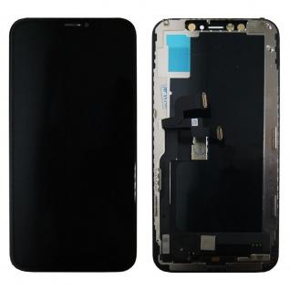 Display LCD Einheit Touch Panel für Apple iPhone XS 5.8 Zoll Schwarz Reparatur - Vorschau 2