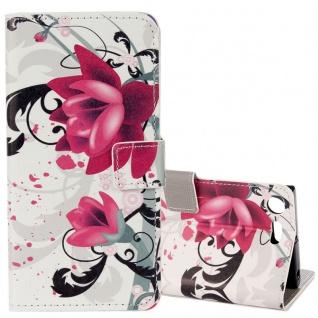 Schutzhülle Motiv 25 für Sony Xperia XZ1 Compact Tasche Hülle Case Zubehör Neu