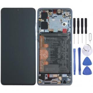Huawei Display LCD Rahmen für P30 Service 02352NLP Breathing Crystal Batterie
