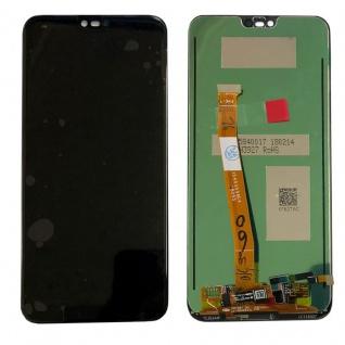 Für Huawei Honor 10 Reparatur Display LCD Komplett Einheit Touch Schwarz Ersatz