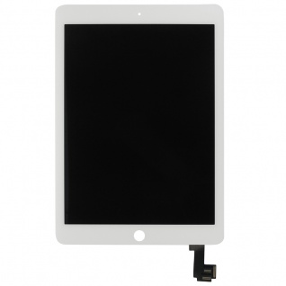 Displayeinheit Display LCD Touch Screen für Apple iPad Air 2 Komplett Weis