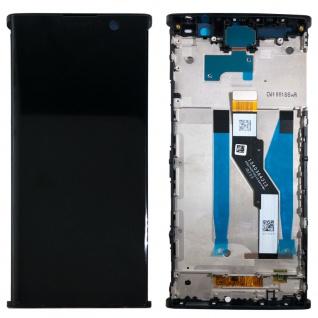Sony Display LCD für 78PC5100010 Xperia XA2 Plus Reparatur Ersatzteil Schwarz
