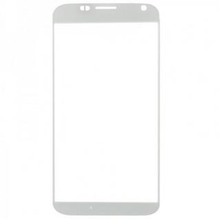 Displayglas Glas Weiß für Motorola Moto X XT1060 Zubehör + Reparatur KIT Ersatz