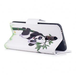 Tasche Wallet Book Cover Motiv 33 für Xiaomi Redmi 5 Hülle Case Etui Schutz Neu - Vorschau 2