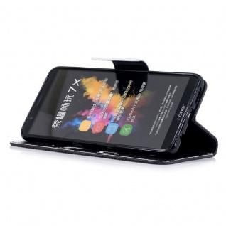 Schutzhülle Motiv 22 für Huawei Honor 7X Tasche Hülle Case Zubehör Cover Etui - Vorschau 2