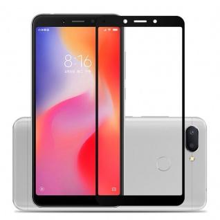 Für Xiaomi MI MAX 3 3D Premium 0, 3 mm H9 Hart Glas Schwarz Folie Schutz Hülle