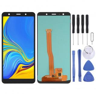 Für Samsung Galaxy A7 2018 OLED Display Einheit Touch Ersatzteil Schwarz Neu - Vorschau 5