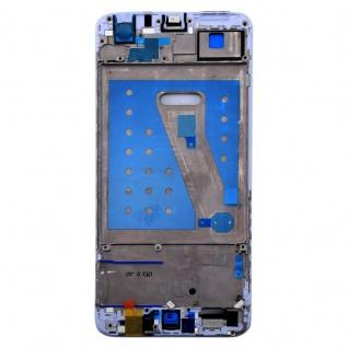 Gehäuse Rahmen Mittelrahmen Deckel für Huawei P Smart Schwarz Reparatur Ersatz - Vorschau 3