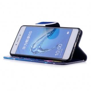 Schutzhülle Motiv 27 für Huawei Honor 6C / Enjoy 6S Tasche Hülle Case Cover Etui - Vorschau 5