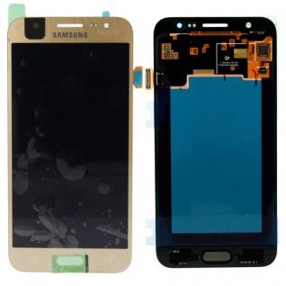 Display LCD Komplettset GH97-17667C Gold für Samsung Galaxy J5 J500 J500F Neu