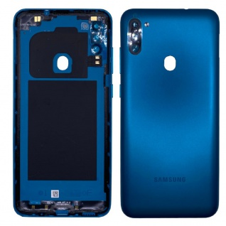 Samsung Akkudeckel Akku Deckel Batterie Cover Galaxy M11 GH81-19135A Schwarz