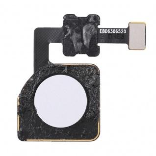 Für Google Pixel 2 XL Reparatur Fingerabdruck Sensor Flex Flexkabel Weiß Ersatz