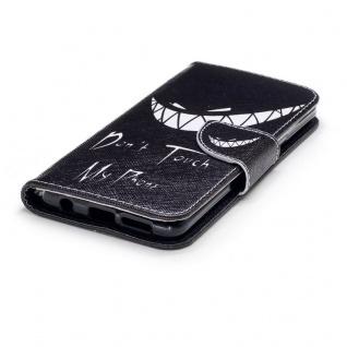Tasche Wallet Book Cover Motiv 25 für Samsung Galaxy S9 G960F Hülle Case Etui - Vorschau 4