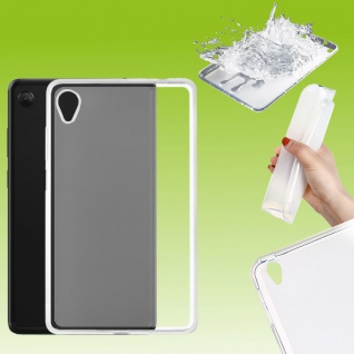 Für Lenovo Tab M8 2020 TB-8705F Transparent Tablet Tasche Hülle TPU Silikon dünn