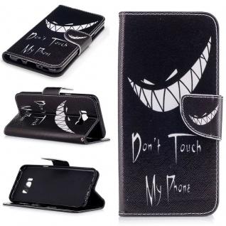 Schutzhülle Motiv 33 für Samsung Galaxy S8 Plus G955F Tasche Hülle Case Flip Neu