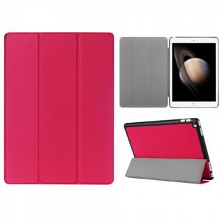 Smartcover Pink Cover Tasche für Apple iPad Pro 12.9 Zoll Hülle Etui Case Schutz