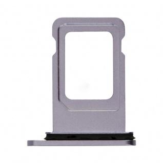 Für Apple iPhone 11 Simkarten Halter Card Tray Lila Purple SD Card Ersatzteil