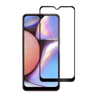 Für Samsung Galaxy A20S 2x 3D Display Full LCD H9 Hart Glas Schwarz Folie Panzer