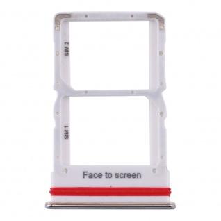 Für Xiaomi Mi 10 Lite Card Tray Sim Karten Halter Silber Ersatzteil Zubehör - Vorschau 1