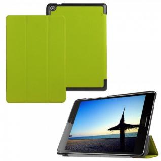 Smartcover Grün für ASUS ZenPad S 8.0 Z580CA Z580C Hülle Case Tasche Etui Schutz