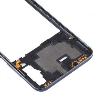 Back Housing Frame für Samsung Galaxy A70 Schwarz Bezel Plate Ersatz Reparatur - Vorschau 5