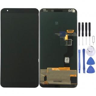 Google Display LCD Einheit für Pixel 3a XL Touch Ersatzteil Reparatur Schwarz
