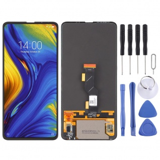 Für Xiaomi Mi Mix 3 Reparatur Display OLED LCD Komplett Touch Schwarz Ersatz Neu