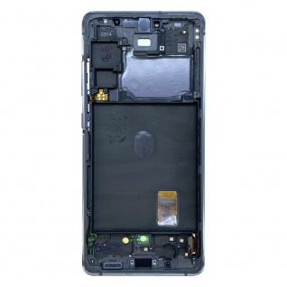 Samsung Display LCD Kompletteinheit für Galaxy S20 FE 5G GH82-24214B Weiß