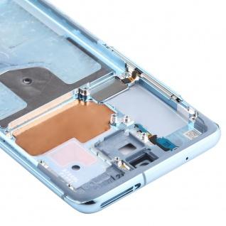 Mittelrahmen Samsung Galaxy S20 5G Blau Middle Frame Zubehör Ersatzteil - Vorschau 4