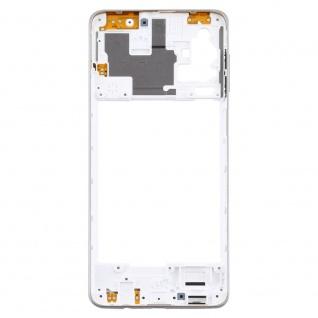 Mittelrahmen für Samsung Galaxy M51 LCD Rahmen Gehäuse Zubehör Ersatzteil - Vorschau 2