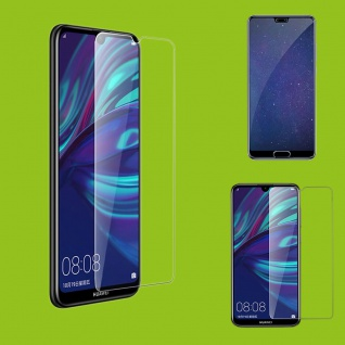 Für Huawei P30 4D Full Curved Tempered Hart Glas Folie 0, 3 mm H9 Transparent Neu