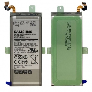 Samsung Galaxy Note 8 N950F Akku Battery Pack Batterie GH82-15090A Ersatzakku