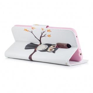Für Huawei P20 Pro Kunstleder Tasche Book Motiv 35 Schutz Hülle Case Cover Etui - Vorschau 3