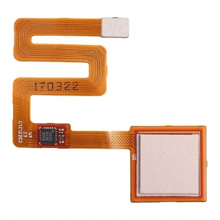 Für Xiaomi Redmi Note 4 Finger Sensor Flexkabel Taste Button Ersatzteil Gold