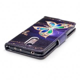 Tasche Wallet Book Cover Motiv 35 für Xiaomi Redmi 5 Hülle Case Etui Schutz Neu - Vorschau 3