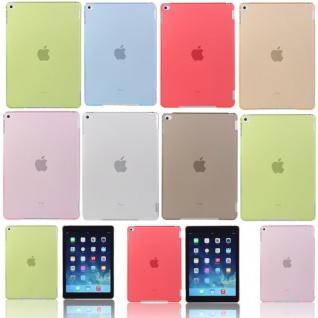 Hardcase Neon Glossy für verschiedene Apple iPad Modelle Hülle Case Cover Neu