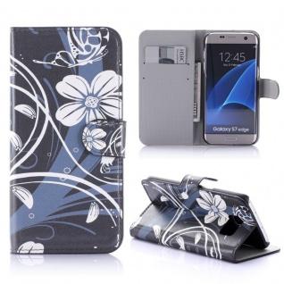 Schutzhülle Muster 85 für Samsung Galaxy S7 Edge G935F Tasche Cover Case Hülle