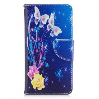 Schutzhülle Motiv 27 für Huawei Honor 6C / Enjoy 6S Tasche Hülle Case Cover Etui - Vorschau 2