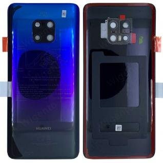 Huawei Akkudeckel Akku Deckel Batterie Cover Twillight für Mate 20 Pro 02352GDG