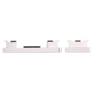 Für Xiaomi Mi 9 Lite Sidekeys Seitentasten Silber Ersatzteil Zubehör Reparatur - Vorschau 2