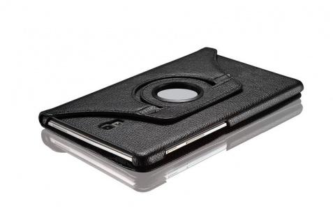 Für Samsung Galaxy Tab S4 10.5 T830 T835F Schwarz 360 Grad Kunstleder Tasche Neu - Vorschau 4