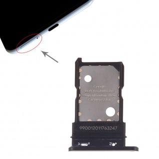 Für Google Pixel 3 XL Ersatzteil Simkartenhalter Card Tray Halter Sim Schwarz