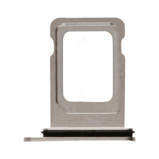 Für Apple iPhone 11 Pro Max Simkarten Halter Card Tray Silber SD Card Ersatzteil