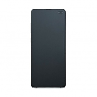 Samsung Display LCD Komplettset GH82-18849B Prism Weiß für Galaxy S10 Plus G975 - Vorschau 3