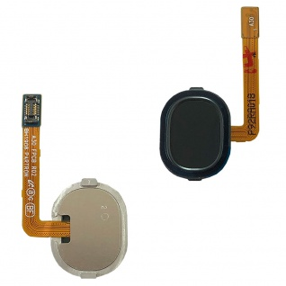 Fingerprint Sensor für Samsung Galaxy A40 5.9 Zoll Schwarz Ersatzteil Flexkabel