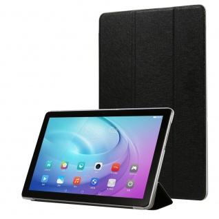 Für Samsung Galaxy Tab A7 2020 3 folt Wake UP Smart Cover Tablet Tasche Schwarz